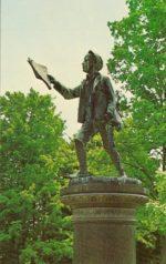 Newsboy Statue & Fountain Rededication – Monday, Oct. 10th