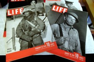 Last weekend for the Greatest Generation exhibit – January 7th & 8th