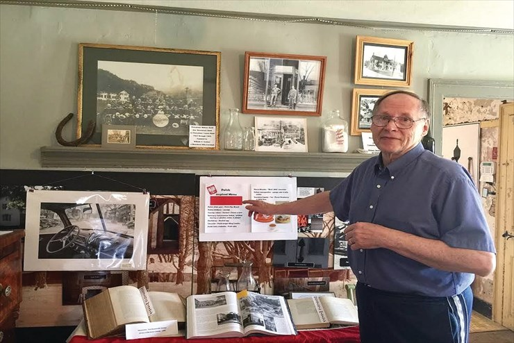 Housatonic Village & Mills exhibit