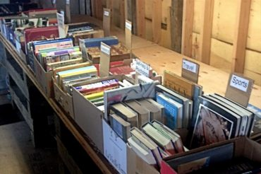 Book sale at the GBHS Museum continues on August weekends