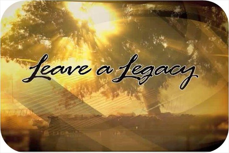 Become a GB Historical Society Legacy Member