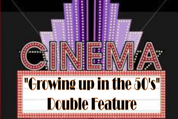 Fantastic 1950s Double Feature at Mahaiwe on Sunday, Oct. 29th