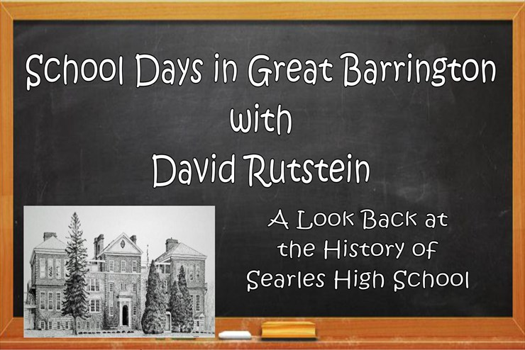 School Days exhibit opens April 7; Annual Meeting on April 18