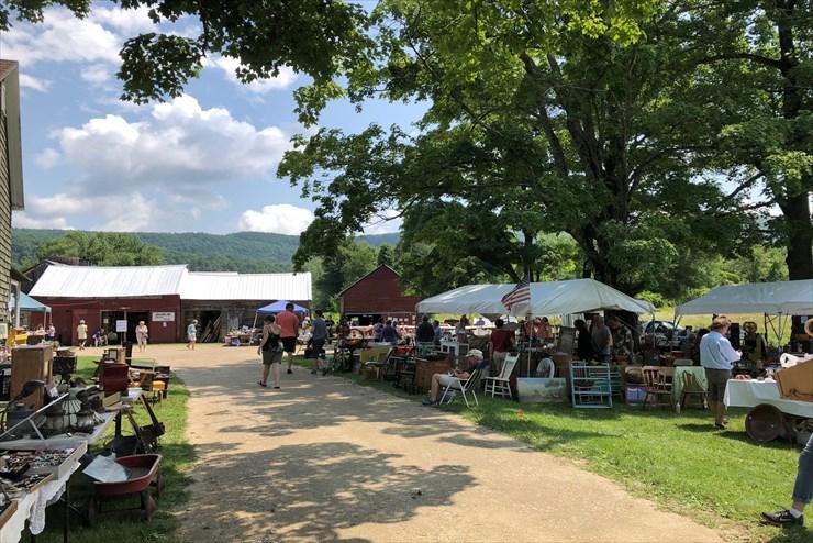 Antique Show & Flea Market – even better than last year!