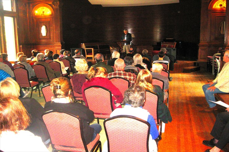 GBHS Searles Castle program and tour a big success