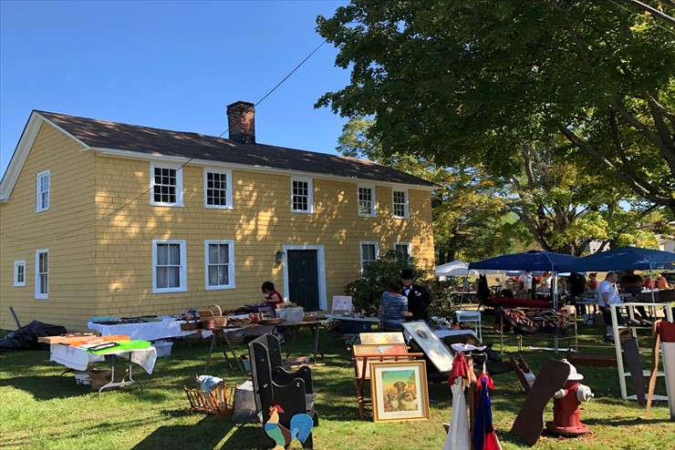 Last 2019 GBHS Antique Show & Flea Market – this Sat., Oct. 12th