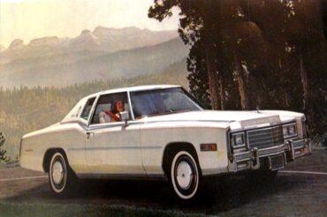 1977 Cadillac Eldorado Custom Biarritz is now at the Wheeler Farmstead