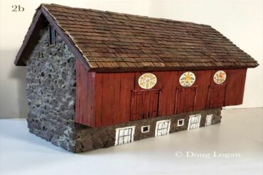 LAST WEEKEND! Don't miss the Old Country Barns exhibit at the Museum