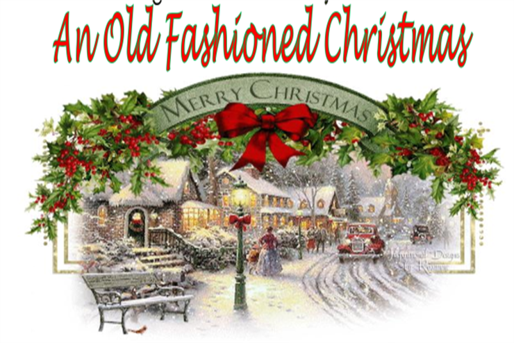 GBHS Old Fashioned Christmas exhibit now open through January 10, 2021