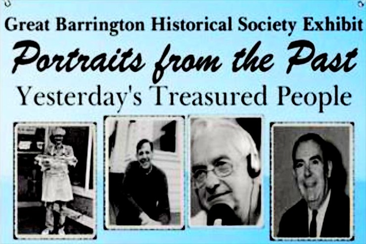 Don't miss the latest GBHS Museum exhibit: Portraits from the Past
